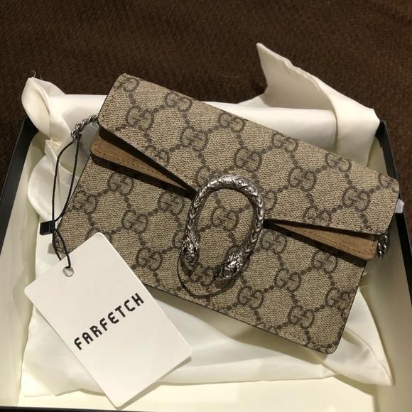 97bf38fc0fa2c7 Gucci Bags | Dionysus Mini Gg Bag | Poshmark